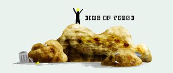King of Trash by fruzzgle