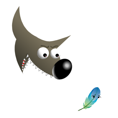 GIMP Owns by fruzzgle