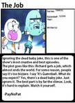 1001 Animations: The Job