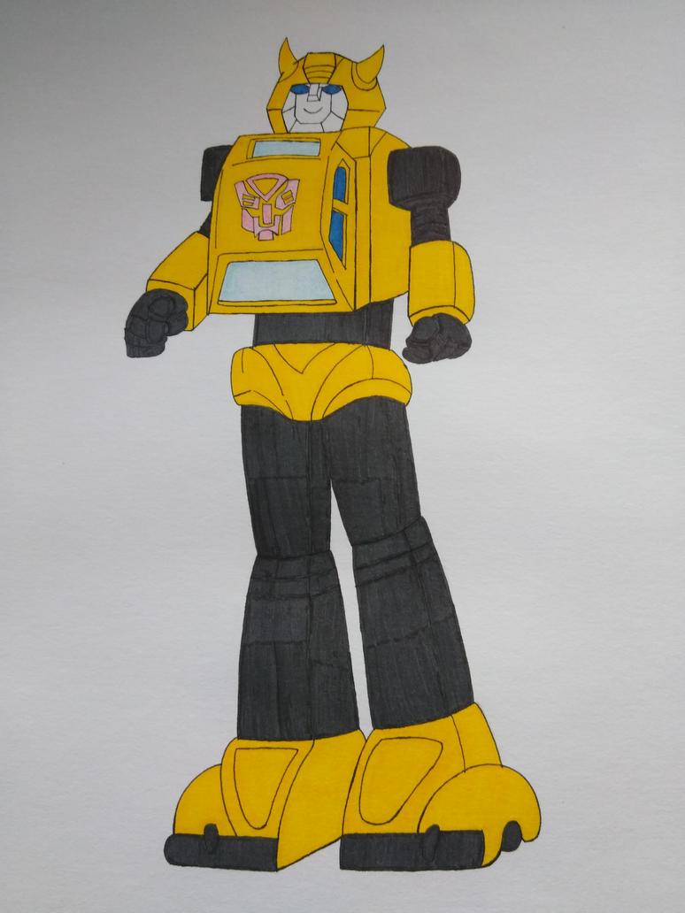 G1 bumblebee by xaviir20