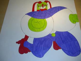 Hyper big buns by xaviir20