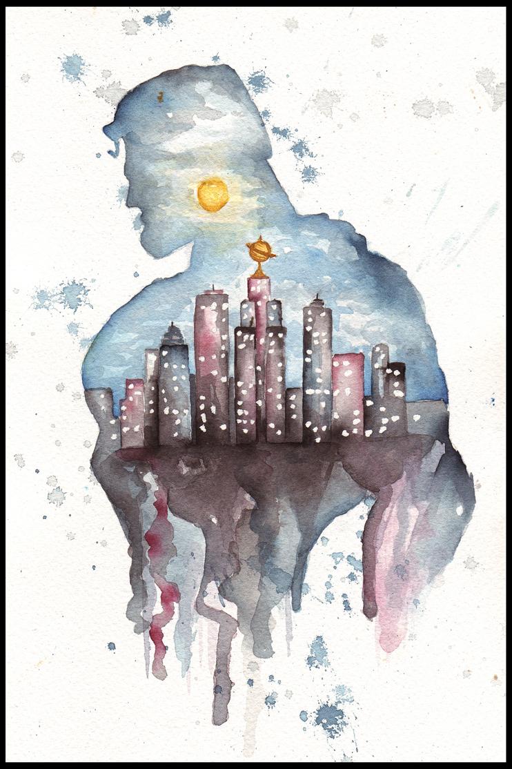 Metropolis by MiraPau