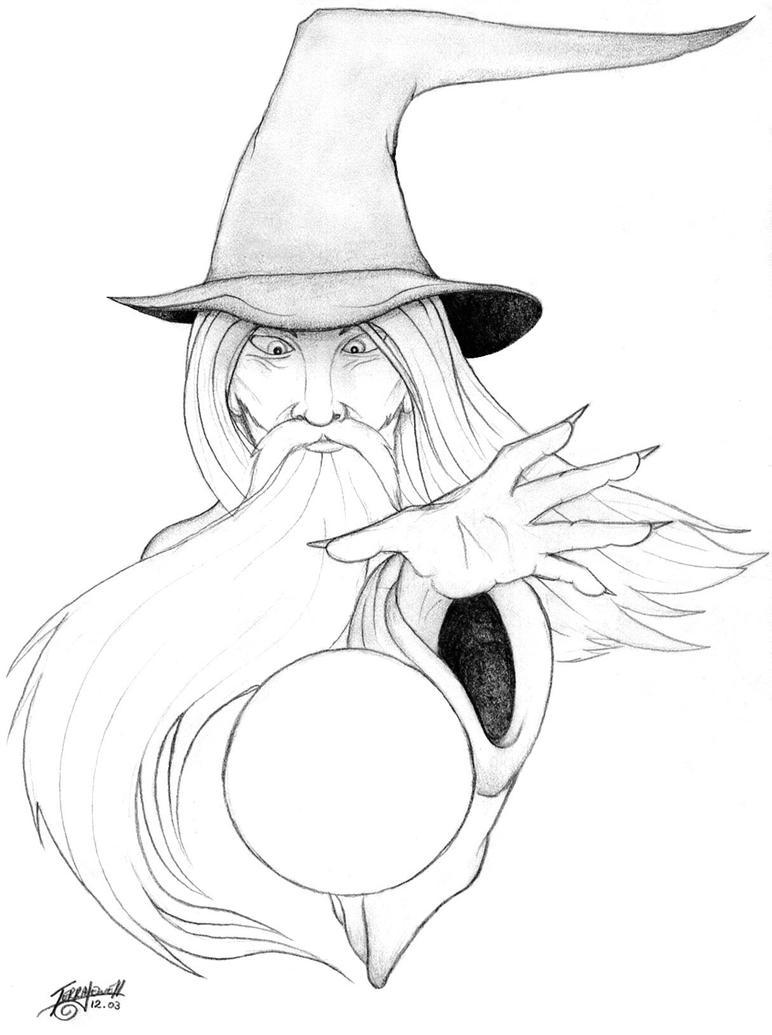 Wizard tattoo design by astasia on deviantart for Wizard tattoo designs