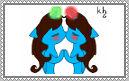 Fayo X Iris stamp by GaryD12