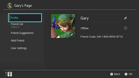 Here's my Switch Friend code.