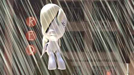Luftkrieg in the rain