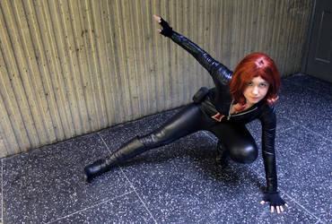 Black Widow by artemis-elric