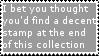 Decent Stamp by abolatinge