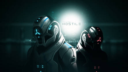 Hostile by Twinji-Tech