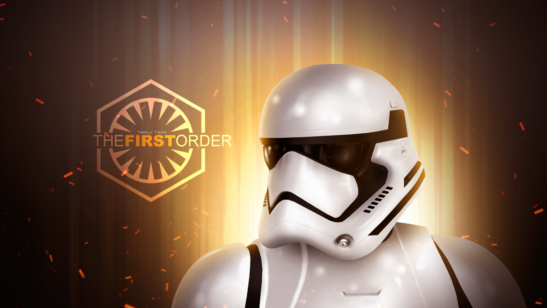 The first order by twinji tech on deviantart for Order wallpaper