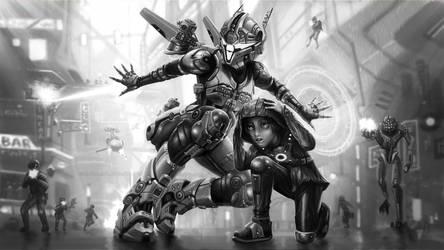 Protector by Twinji-Tech