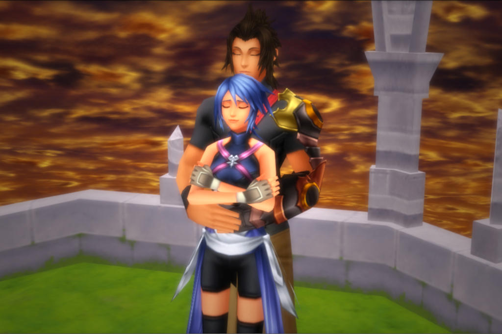 Terra x Aqua - I'll Always Be With You by rev-rizeup on ... Terra And Aqua Fanfiction