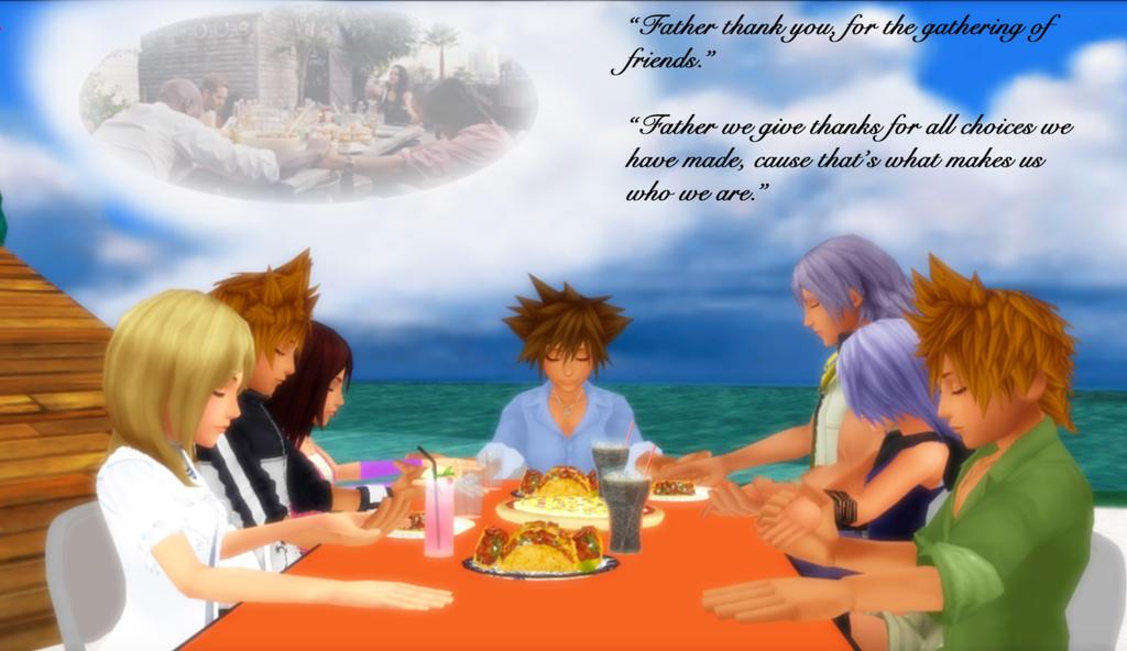 Kingdom Hearts - I Don't Got Friends, I Got Family by rev-rizeup