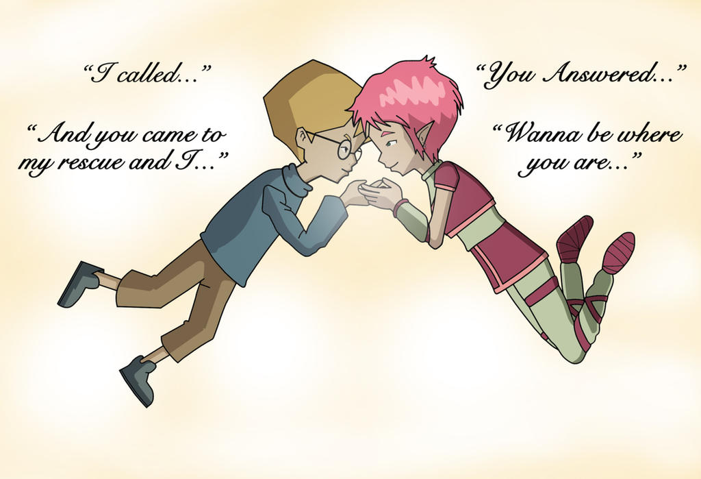 Jeremie x Aelita - A Love That Saves (Songpic) by rev-rizeup