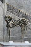 Skeletal Horse 1