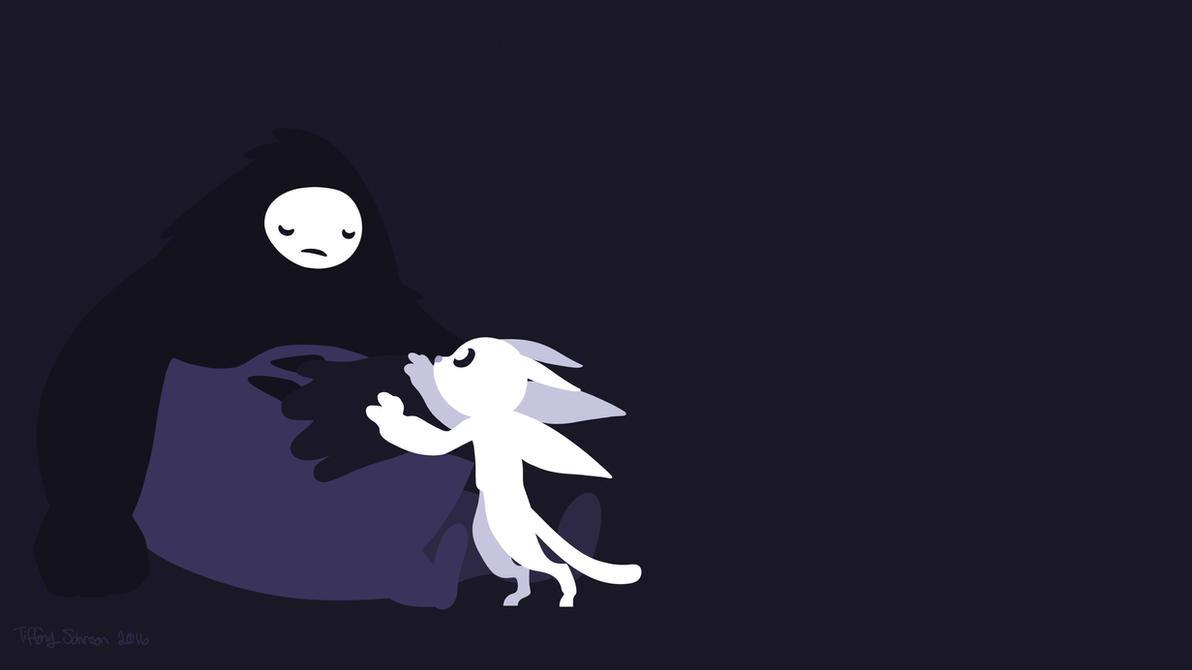 Naru and ori ori and the blind forest minimal by for Minimal art 2016