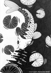 Spirit Fish by AligerousWayfarer