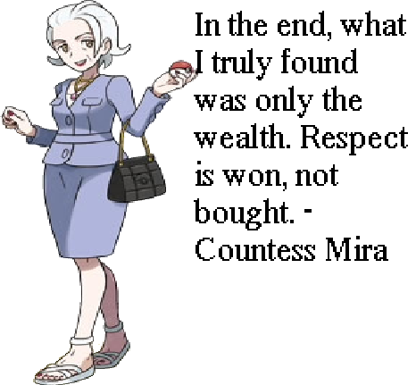 in the end countess mira pokemon quote by graphicjane on deviantart