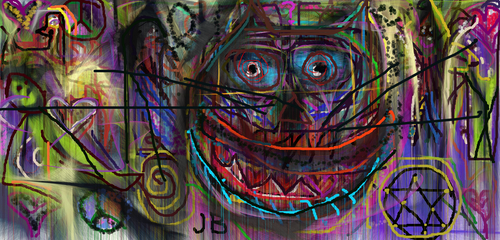 Psychedelic Cheshire
