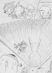Shadow The Hedgehog 121 by 0Carkki0