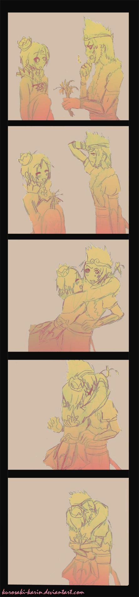 Arigato Goku by Kurosaki-Karin