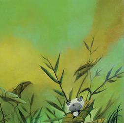 Little Panda by Kaikaikiki