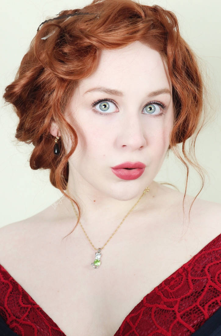 Rose Titanic Makeup by Lillee Jean by LilleeJean on DeviantArt