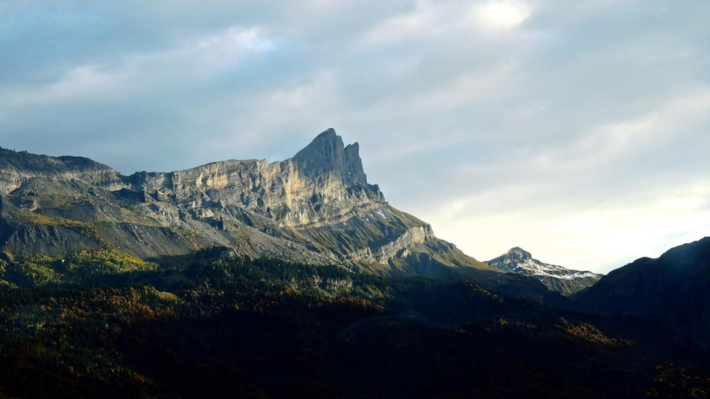 Mountain in France by Samura1I3