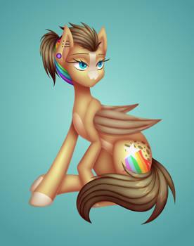 I still draw ponies, don't worry
