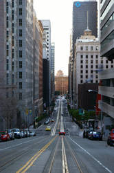 California Street Canyon
