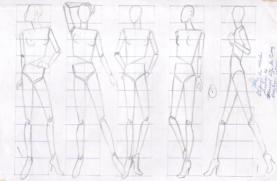 figurines de moda. Figurines de moda II by