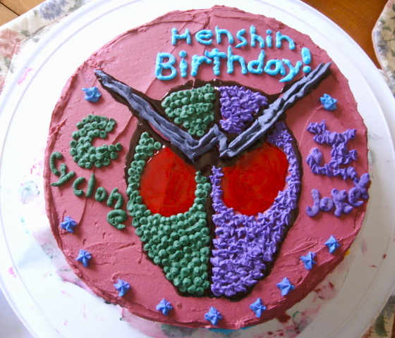 HENSHIN BIRTHDAY! by Cassandrina