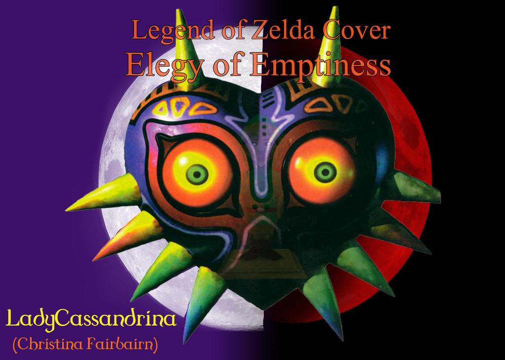 Legend of Zelda: Elegy of Emptiness Cover Art/link by Cassandrina