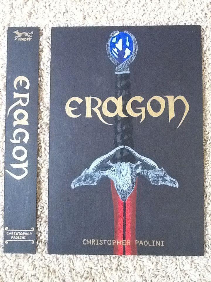 Eragon Book Cover Art : Alternate eragon book cover by ofa on deviantart