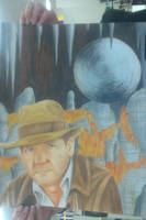 Indiana Jones and the Boulder by Ofa20