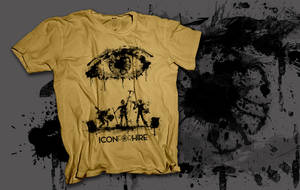 Icon For Hire Shirt Concept by Ofa20
