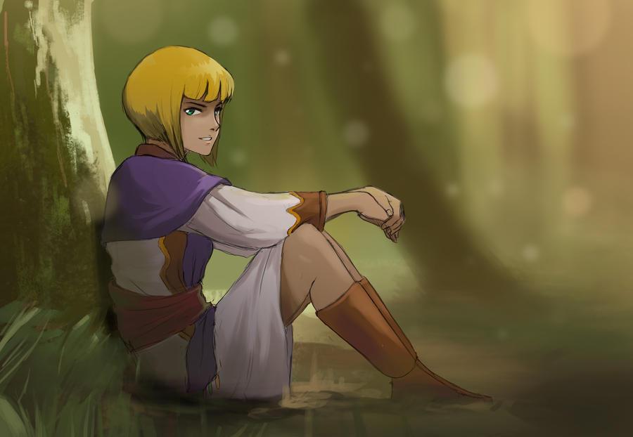 Sheba in the woods  by Sokkhue Manyuu Hikenchou Episode 5