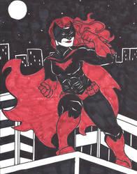 Batwoman! by TheUnsungTrouvere