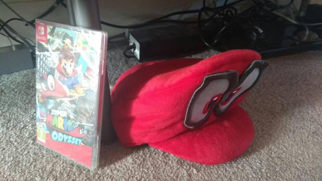 I GOT THE ODYSSEY FEVER!  by Spongecat1