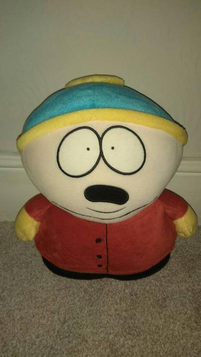 Surprised Cartman by Spongecat1