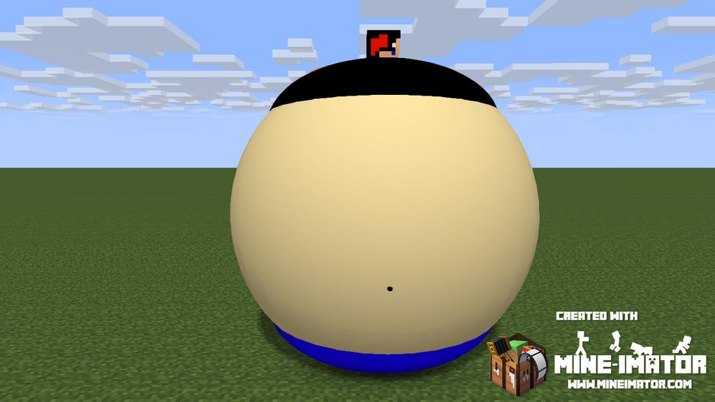 Inflated Susie-Flare (Mine-Imator) by Spongecat1
