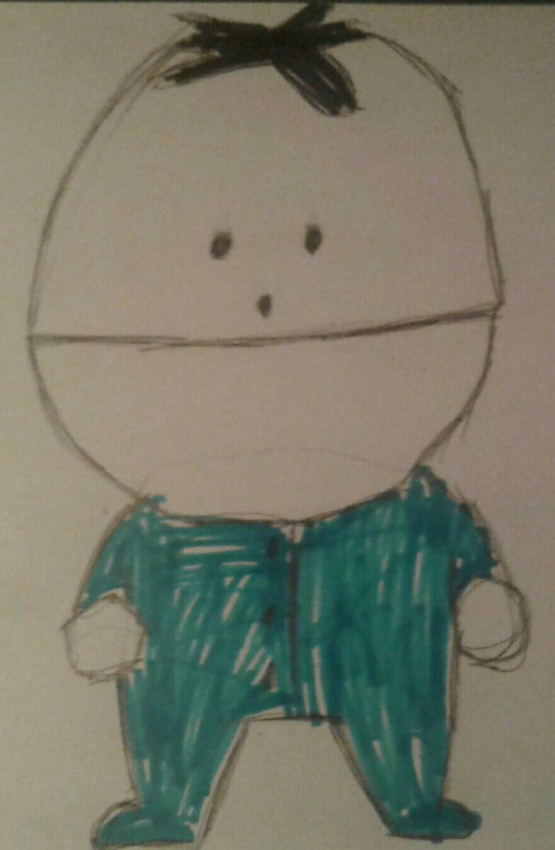 [T]: Ike Drawing  by Spongecat1