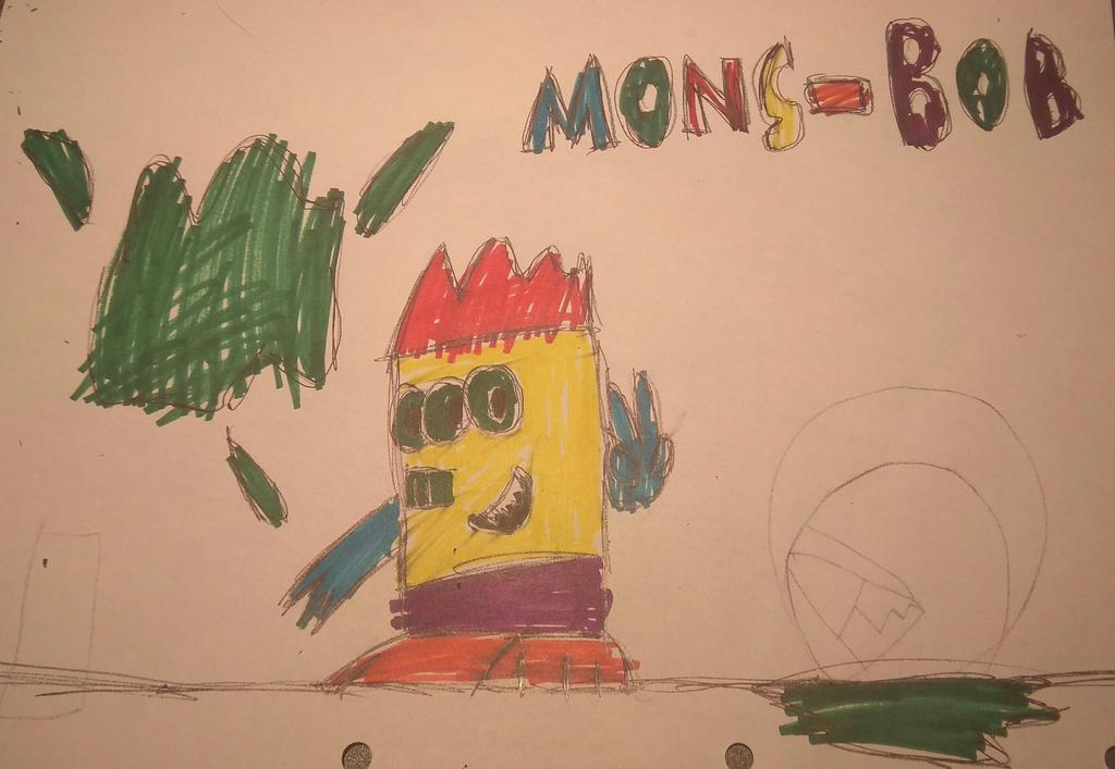 [T]: Mons-Bob Picture by Spongecat1