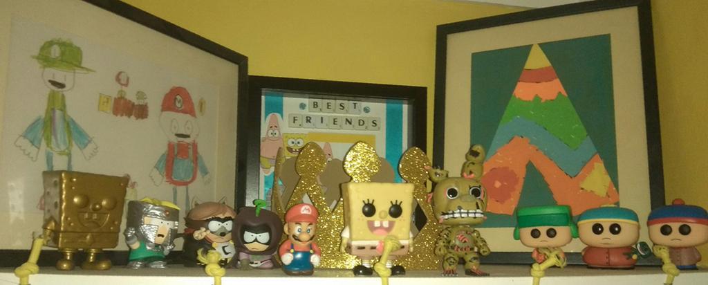 [RL]: My shelf of relics  by Spongecat1