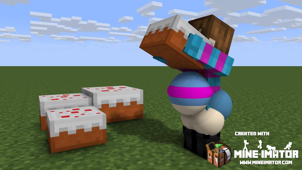 [PC]: Cake for Frisk! (Part 2) by Spongecat1