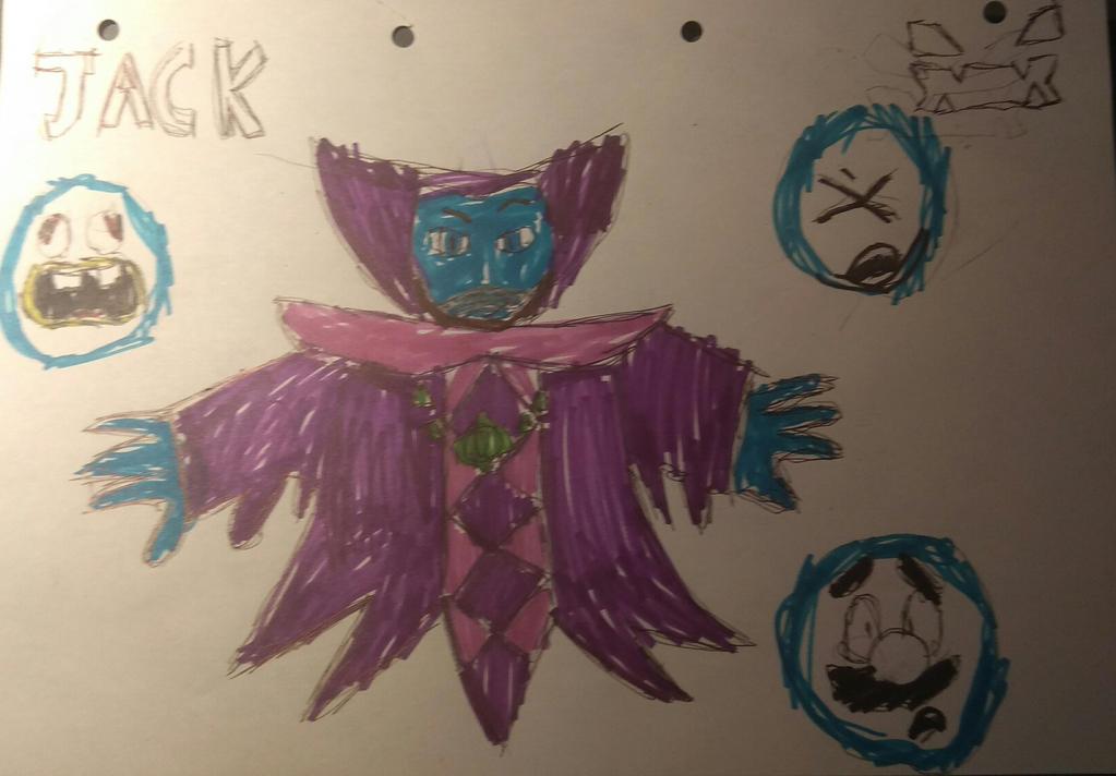 [T]: Jack (Miitopia)  by Spongecat1