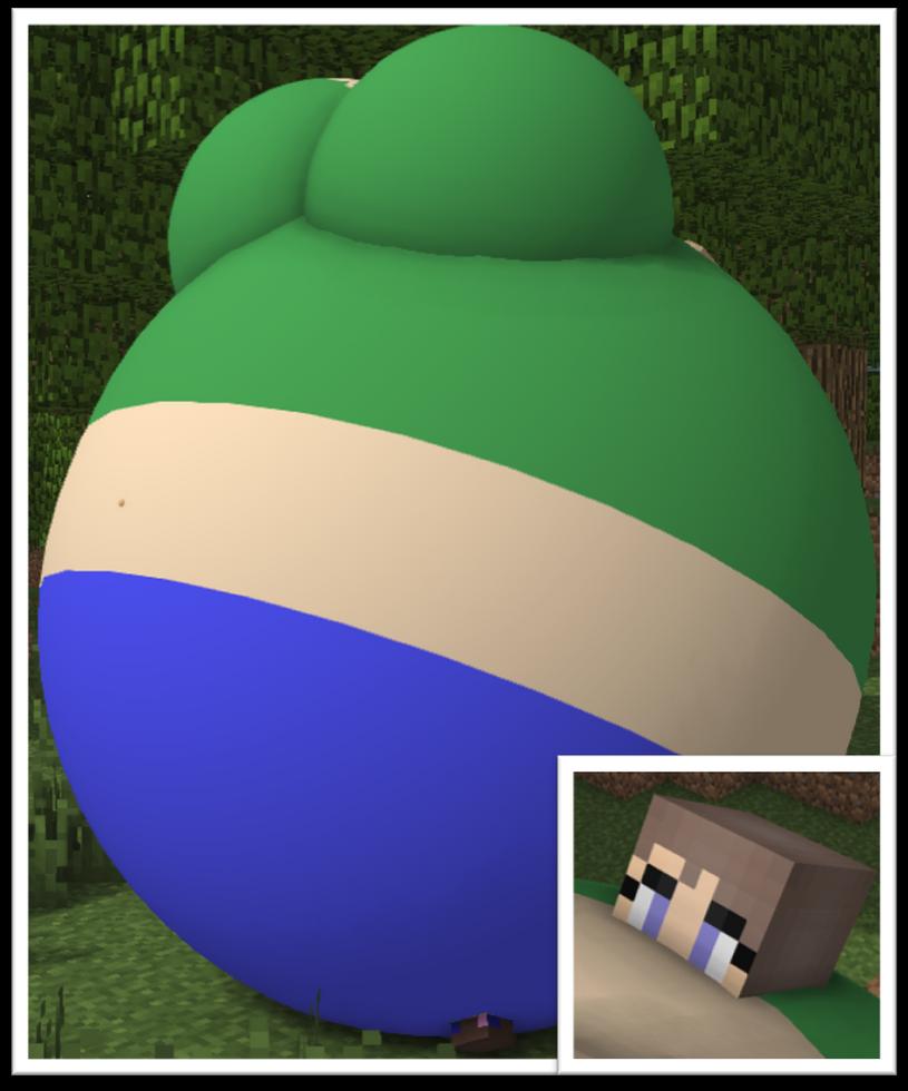 [MI-G]: Inflated Chey by Spongecat1