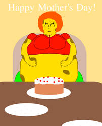 [Holiday]: Sponge Cake by Spongecat1
