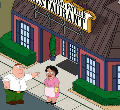 [Quest for Stuff]: Clean up that restaurant!  by Spongecat1