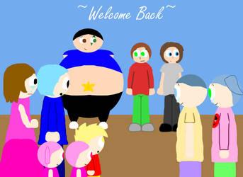 [Joyful] Welcome Back by Spongecat1